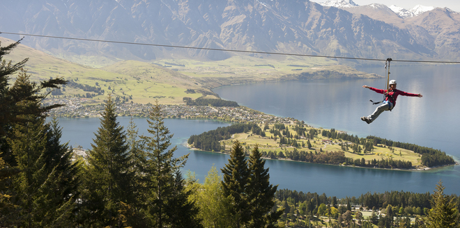 Ziptrek Ecotours at Bobs Peak - Queenstown - Brown & Company Planning Group